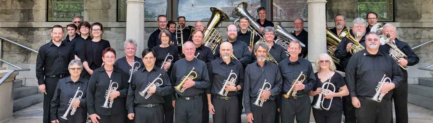 The Smoky Mountain Brass Band